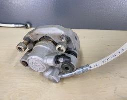 Front brake caliper with hose TM 85/100cc Junior 2013->